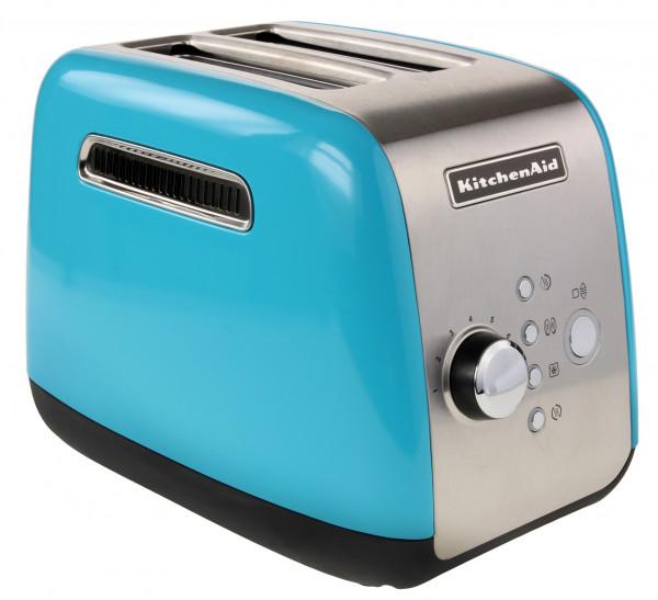 KitchenAid 5KMT221ECL 2-Scheiben Toaster Cristallblau