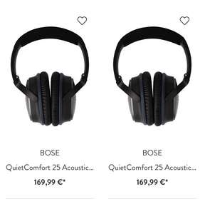 QuietComfort® 25 Acoustic Noise Cancelling®  apple/ android  -bei brands 4 Friends -