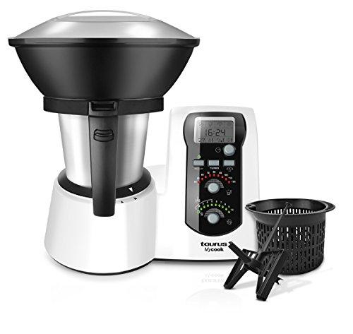 [Amazon.es] Taurus MyCook Easy – Küchenmaschine durch Induktion