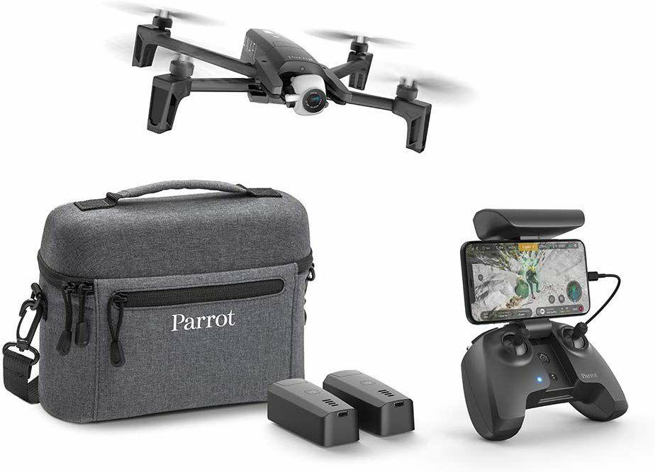 Parrot Anafi 4K HDR Kamera Drohne - Extended Kit (Amazon.es)
