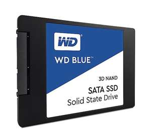 [Amazon/Cyberport] WD Blue 3D NAND 500 SSD GB 2,5 560 MB/s 73,85€