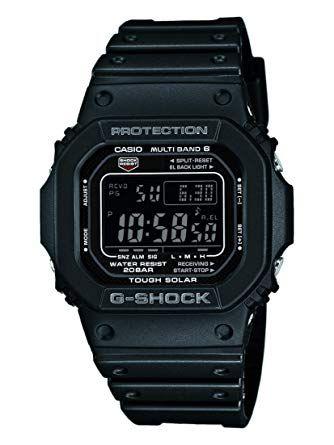 Casio G-Shock Funk/Solar Herren Armbanduhr GW-M5610-1BER [Amazon.de]