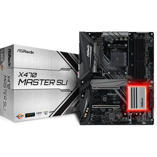 ASRock X470 Master SLI AMD