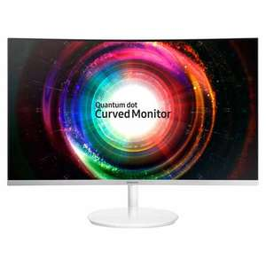 [Notebooksbilliger] Samsung Curved Monitor C27H711 - 69 cm (27 Zoll), VA-Panel, Quantum Dot, WQHD, AMD FreeSync, HDMI