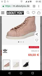 Adidas Originals Superstar Boot CYBER MONDAY (günstiger als bei Adidas)