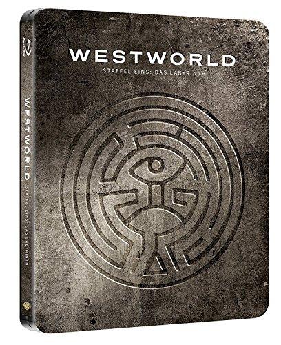 Westworld Staffel 1 Steelbook Limited Edition [Blu-ray] (Amazon Prime)