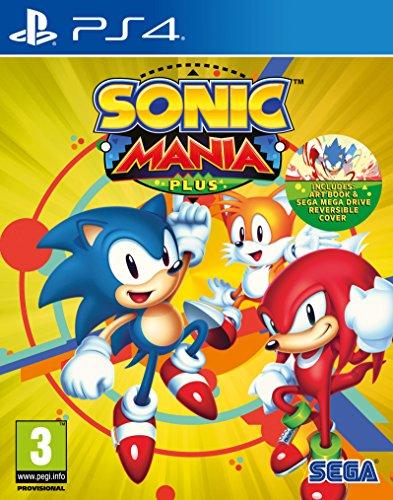 Sonic Mania Plus (PS4) für 19,83€ (Amazon & Amazon ES)