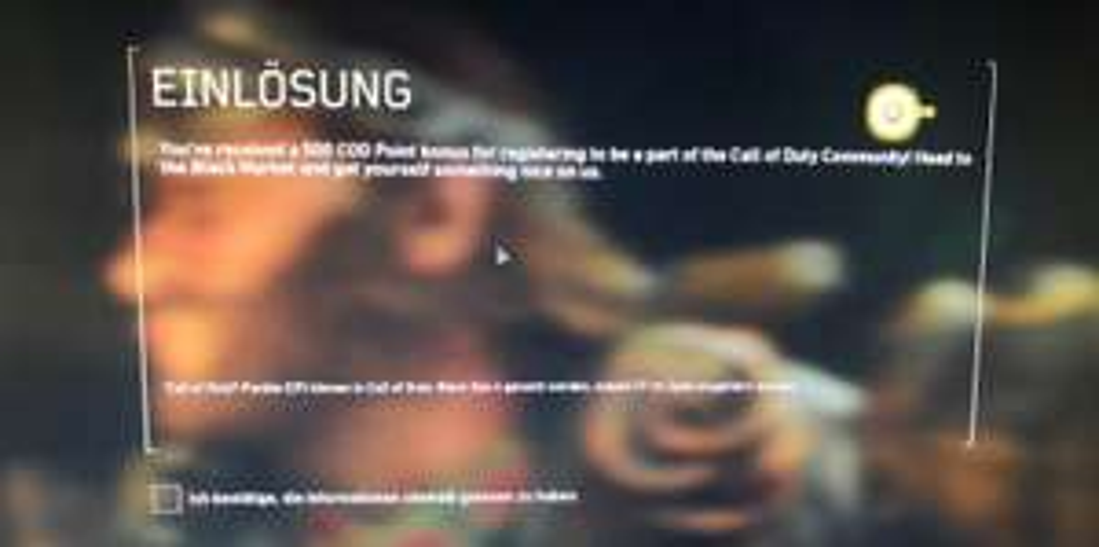 Call of Duty Black Ops 4 - 500 Coins gratis (Companion App)