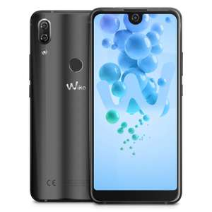[Amazon.it] Wiko View 2 Pro Smartphone (15,2 cm (6 Zoll) Display, 64GB interner Speicher, Android 8 Oreo, 4GB RAM) anthrazit  & gold