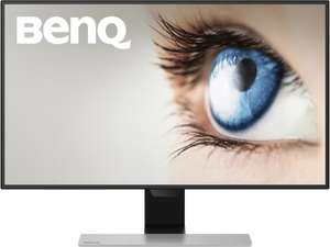 [computeruniverse] BenQ EW2770QZ 27 Zoll WQHD Monitor (IPS, 350 cd/m², 5ms, 100% sRGB, 60Hz, 2xHDMI, DisplayPort, Lautsprecher)