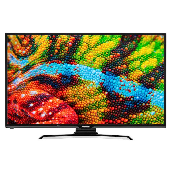 "MEDION® LIFE® P15038, Smart-TV, 125,7 cm (50""), Full HD, DTS SOund, PVR ready, Bluetooth®, Netflix, inkl. 2.1 TV Soundbar E64126"