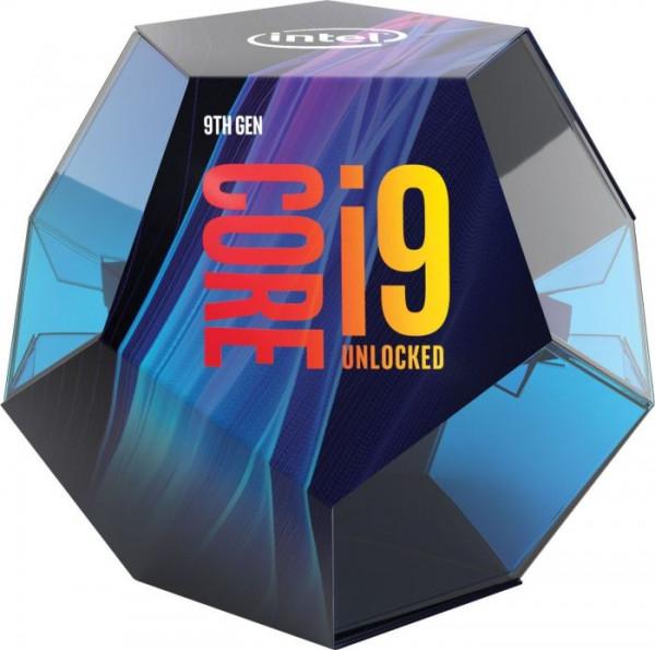 Intel i9 9900K Box