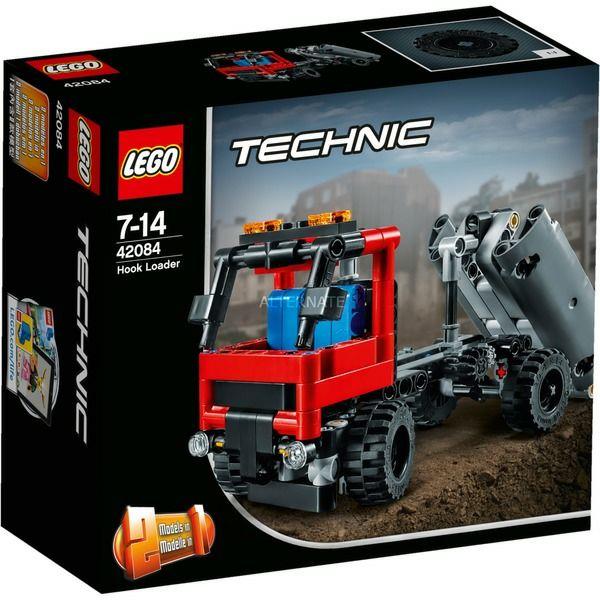 LEGO Technic - Absetzkipper für 7,99€ & LEGO Technic - Kompaktor für 11,99€ [Alternate]