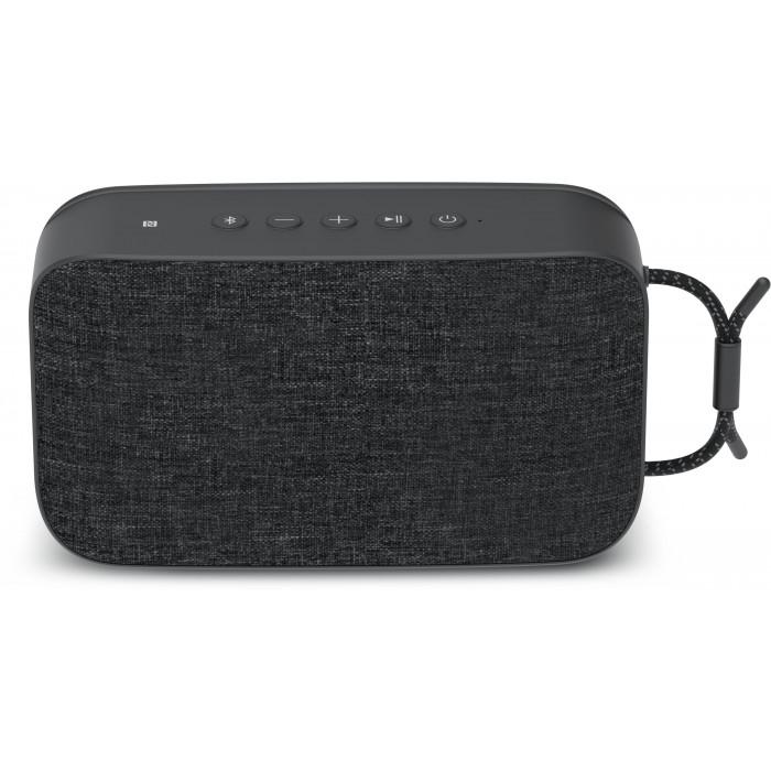 TechniSat Bluspeaker TWS XL Bluetooth-Lautsprecher (30 Watt, 60 Hz - 20 kHz, Akkulaufzeit bis zu 9h, NFC, AUX)