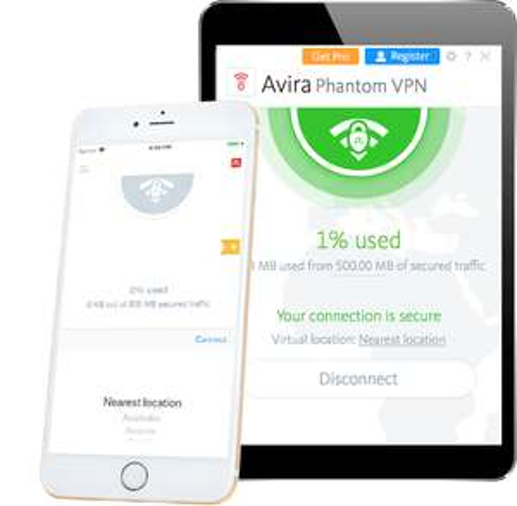 Avira  1 Monat unbegrenztes VPN geschenkt!