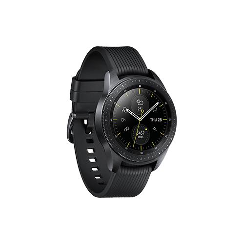 Die Samsung Galaxy Watch 42 mm LTE Variante in der Farbe  Silber wieder  verfügbar 299.-