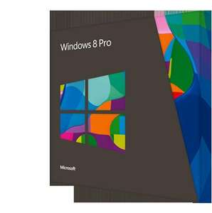 Upgrade auf Windows 8 Pro für 29,99 €