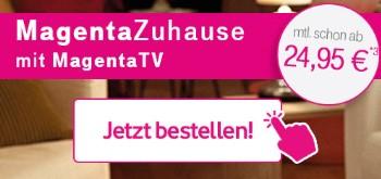 """Telekom MagentaZuhause M und L mit MagentaTV für Jung und Alt, z.B. mit Samsung GQ55Q8DN 55"""" QLED TV + Samsung Galaxy S8 im Bundle"""