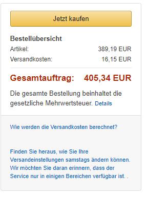 Lelit Anita PL42TEMD für 405,35 € bei Amazon.it (1-3 Monate Lieferzeit)