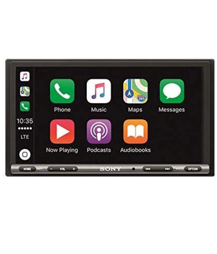 Amazon - Sony XAV-AX3005 Media Receiver