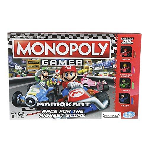 [Amazon.com] Monopoly Gamer Mario Kart für 9,99 € + Versandkosten (9,16 € nach DE)