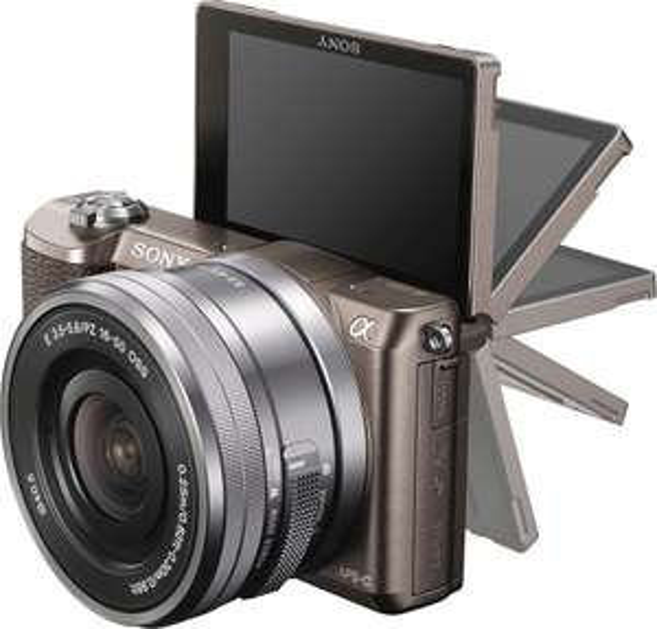 Sony Alpha 5100 Kit 16-50 mm für 345,46€ (Amazon.it)