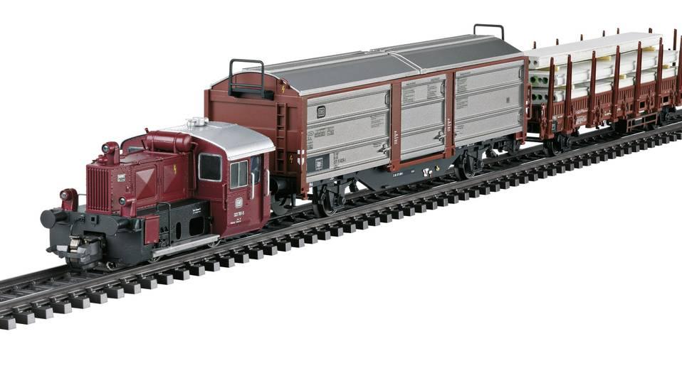 Märklin 26605 Zugset H0 Güterzug Köf II (UVP: 359,99 EUR) bei SMDV