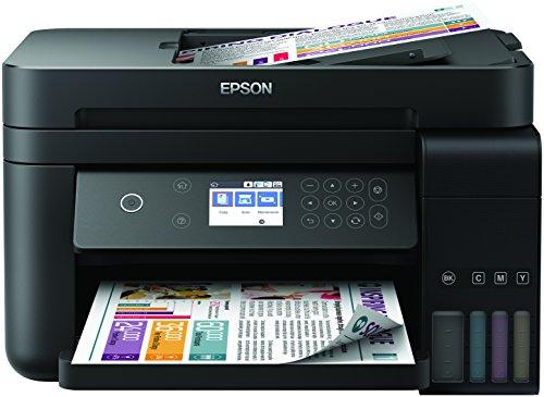 [Amazon] Epson EcoTank ET-3750 nachfüllbares 3-in-1 Tintenstrahl Multifunktionsgerät (Kopierer, Scanner, Drucker, ADF, Duplex, USB 2.0)