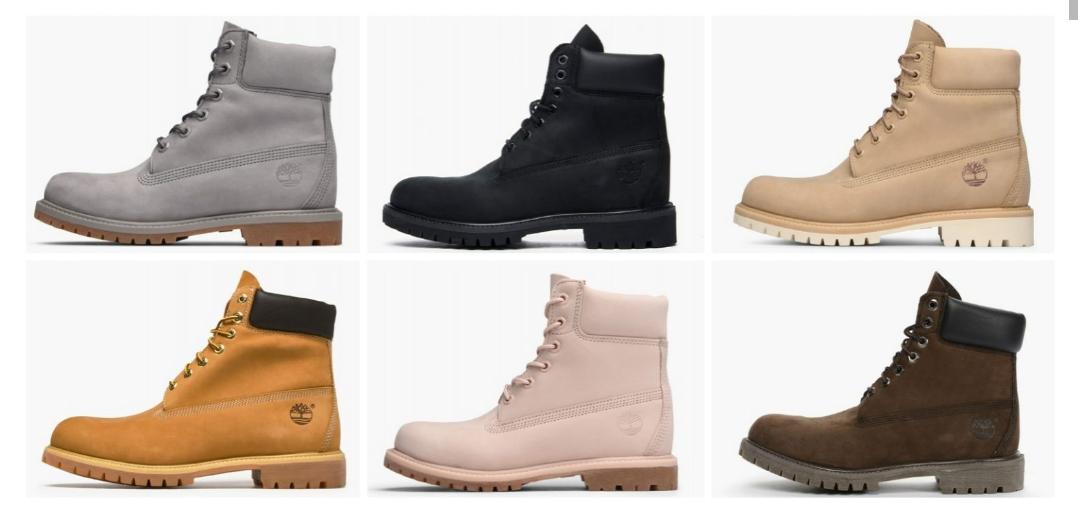 "Timberland 6"" Premium Boots zum Spitzenpreis"