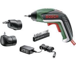 [Voelkner] Bosch Akkuschrauber IXO Set (Winkelaufsatz und Exzenteraufsatz, 10 Bits, USB-Ladegerät)