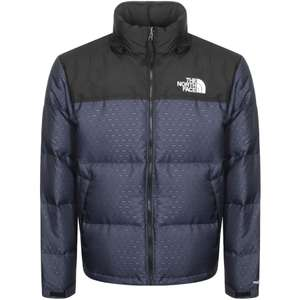 The North Face 1996 Engineered Jacquard Nuptse *CMYK* in den Größen S, L & XL