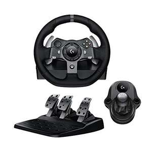 pack logitech g920 racing lenkrad driving. Black Bedroom Furniture Sets. Home Design Ideas