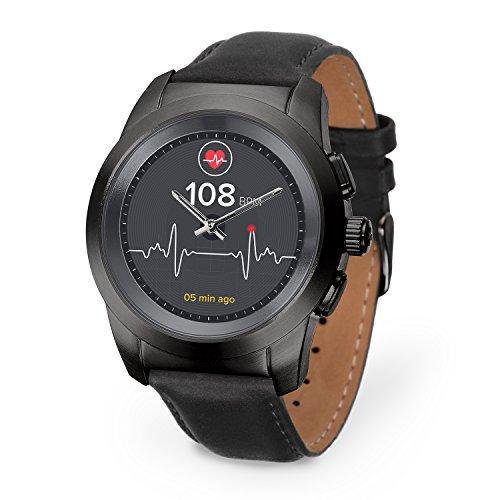 [Amazon.fr] MyKronoz Smartwatch mit mechanischen Zeigern und Touchscreen »ZeTime Premium Regular«