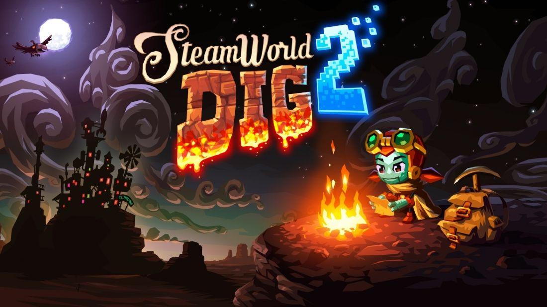 Steamworld Dig 2 - Switch-Version für 9,99 € - Nintendo eShop