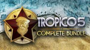 Tropico 5 Complete Collection (Steam)