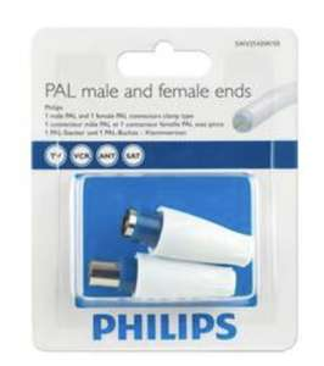 Philips SWV2143W/10 Koax