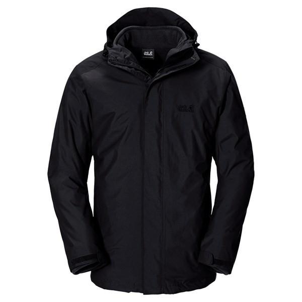 Jack Wolfskin ICELAND 3in1 Winterjacke Jacke Preis inkl. 28,80€ als Superpunkte sogar bis 107,20€ möglich