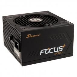 Seasonic Focus Plus Gold 1000W-Netzteil (DC-DC, 80+ Gold, semi-passiv, vollmodular, 10J Garantie) für 123,89€ [Caseking]