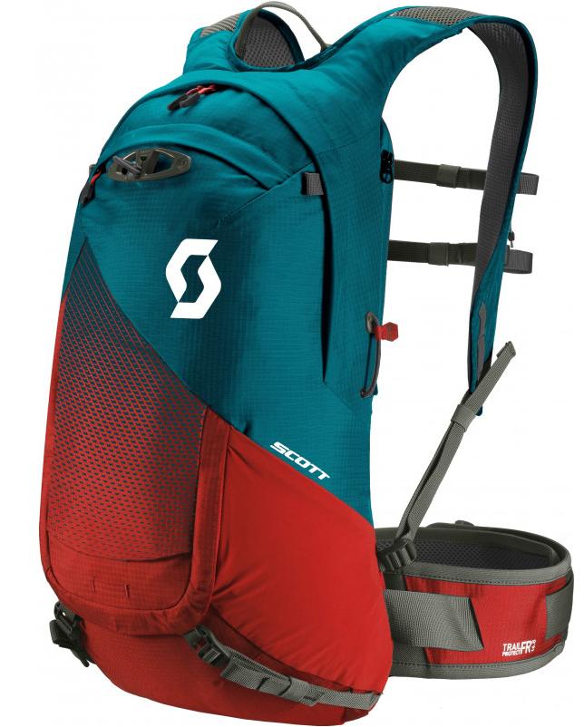 MTB Scott Trail Protect FR12 Rucksack (mit integriertem Rückenschutz)