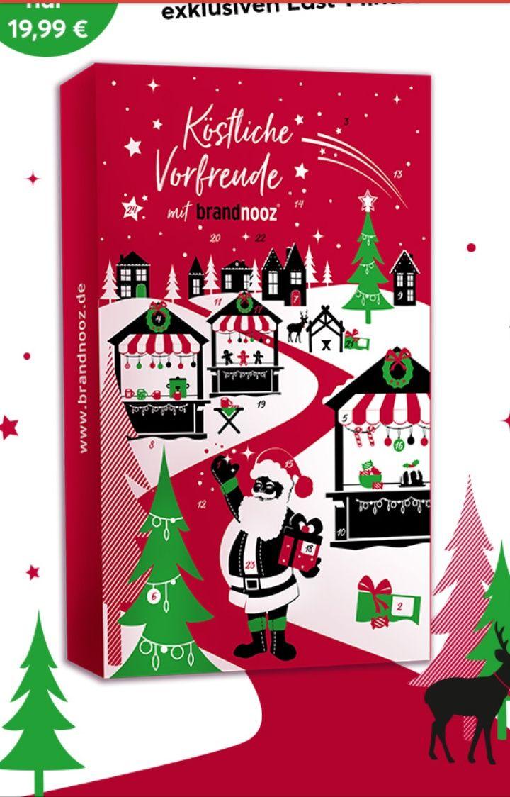 Brandnooz Classic Adventskalender für 19,99€ statt 39,99€