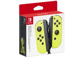 Nintendo Switch Joy-Con 2er-Set neon-gelb für 59€ [Mediamarkt]