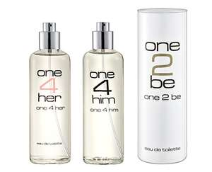"Aldi Süd, Parfüm Klon ""One2be"" 100 ml Eau de Toilette 4,99 Euro ab 29.11"