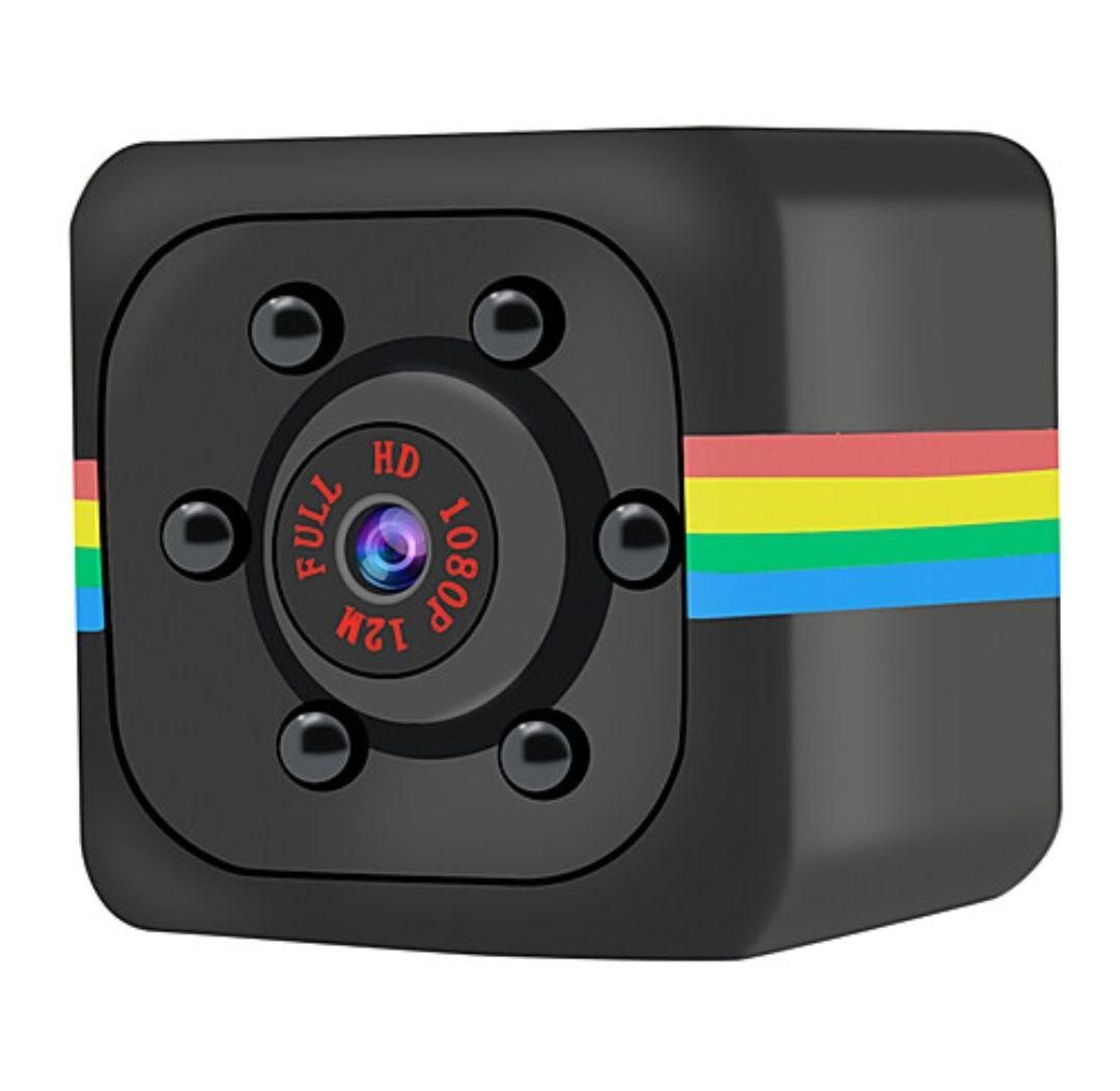 Quelima SQ11 - 1080P Mini Kamera mit IR für 5,64€ inkl. Versand