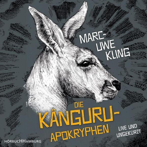Die Känguru-Apokryphen (Hörbuch - CD) für 6,79€ (Thalia)