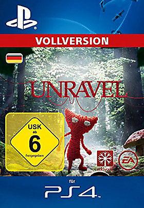Unravel Vollversion PS4 Spiele-Code (ALDI life )