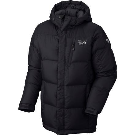 Mountain Hardwear Hunker Down Parka - Daunenjacke mit Kapuze für 94,90 € @Larca
