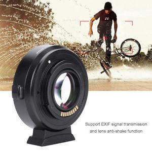 Viltrox EF-EOS M2 Speedbooster x0,71 für Canon EOS M