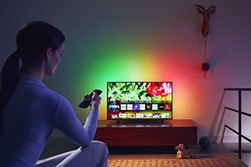 Philips PUS6703  (50 Zoll), UHD 4K, SMART TV, LED TV, 1100 PPI, Ambilight 3-seitig, DVB-T2 HD, DVB-C, DVB-S, DVB-S2