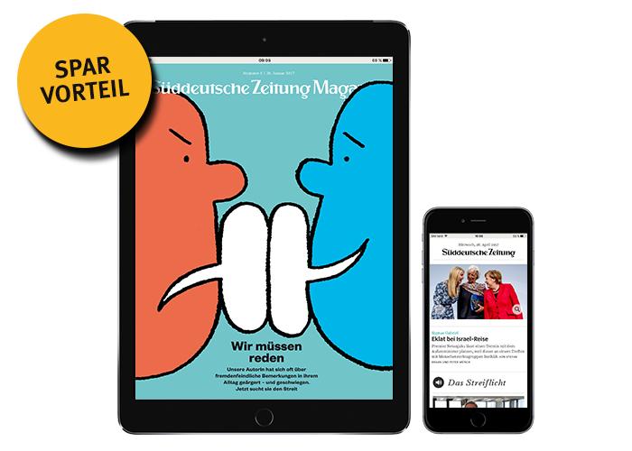 Süddeutsche Zeitung SZ Plus Abo 9,99€ für Studenten