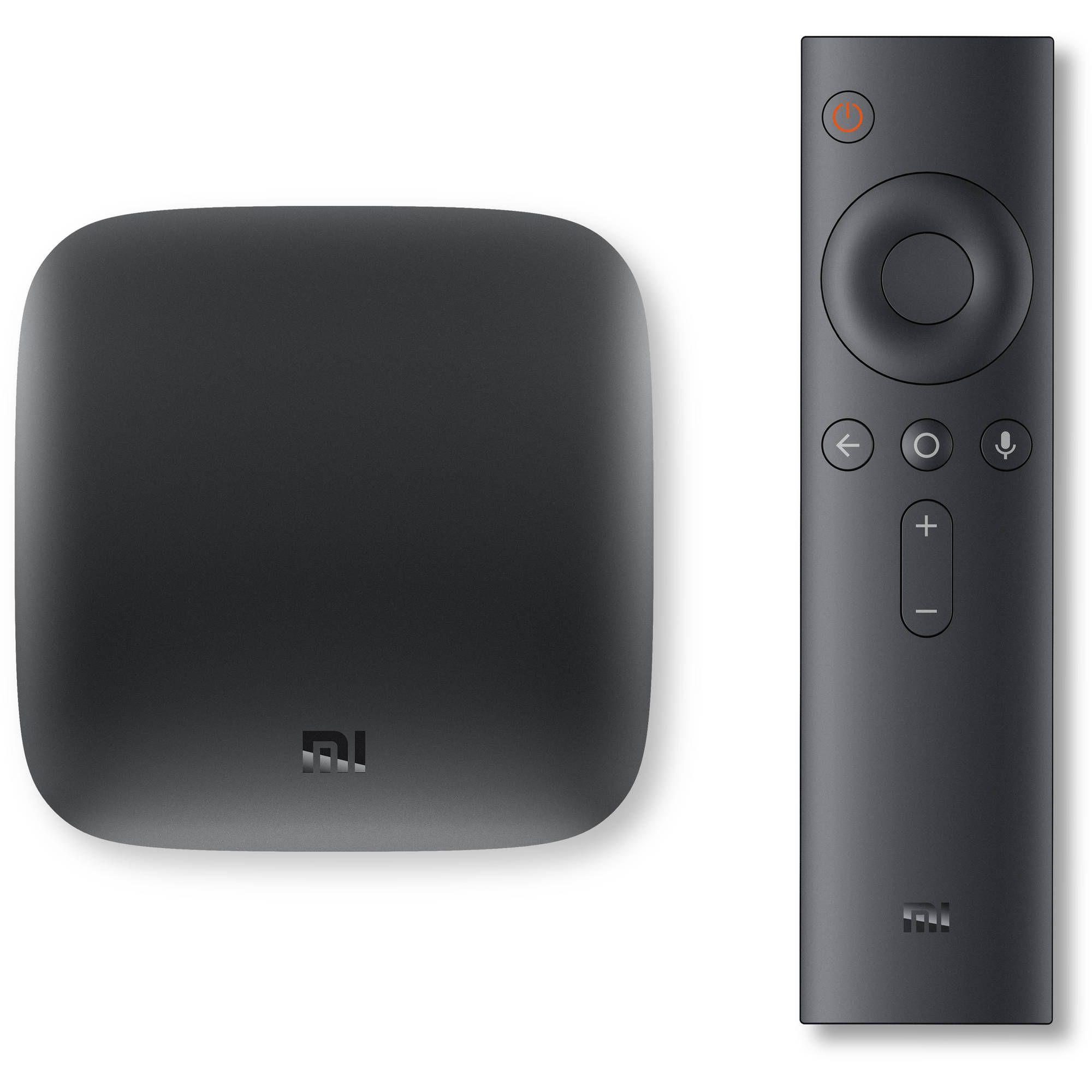 Xiaomi 4K TV Box - International Version aus DE   Mi Band 3 für 16,99€ aus DE dazu!